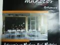 1º Feria de Artesania en Restaurante Manolo