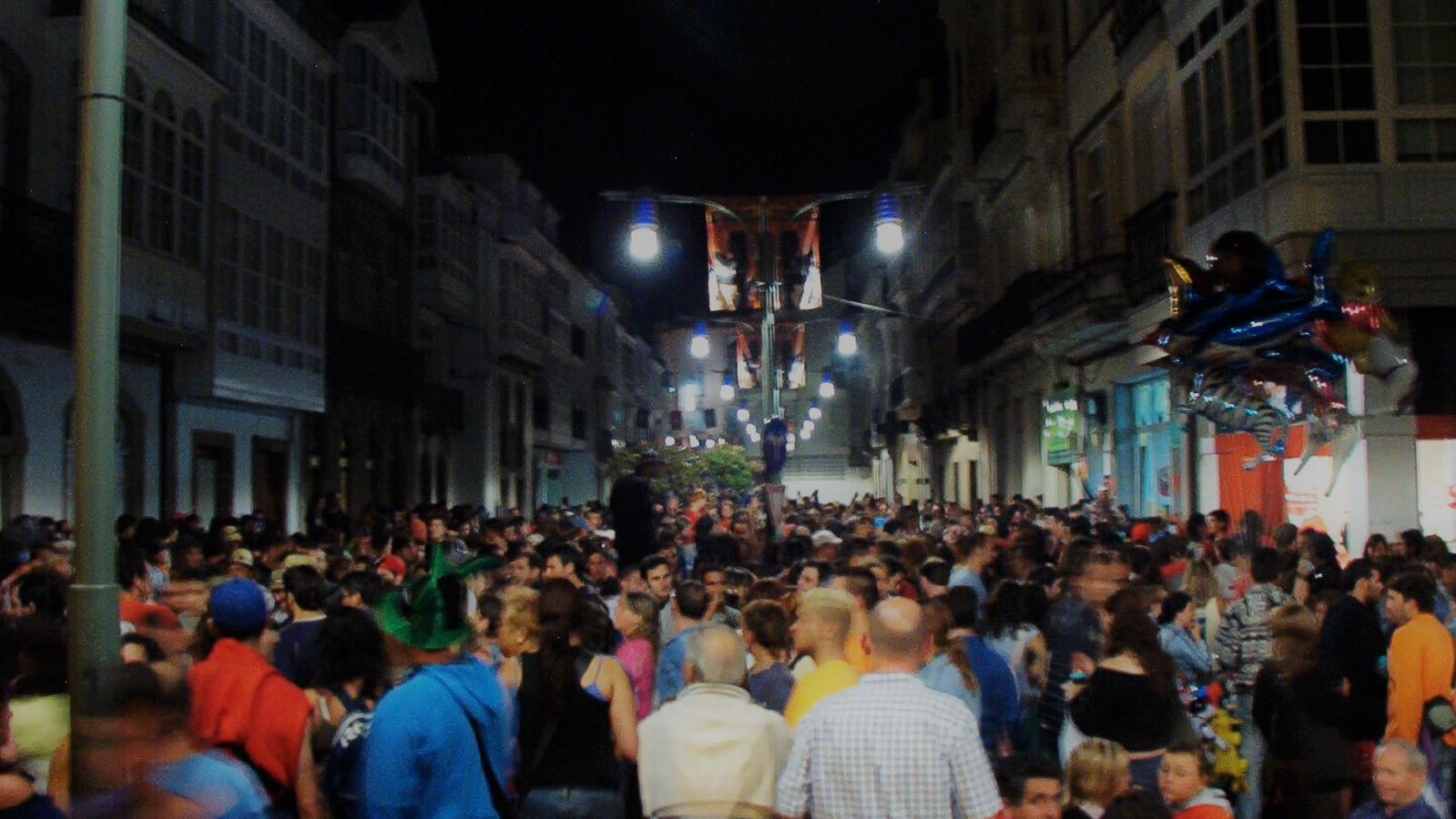 Festival celta de Galicia