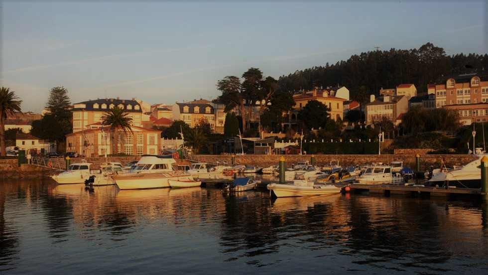 El puerto de Ortiguera