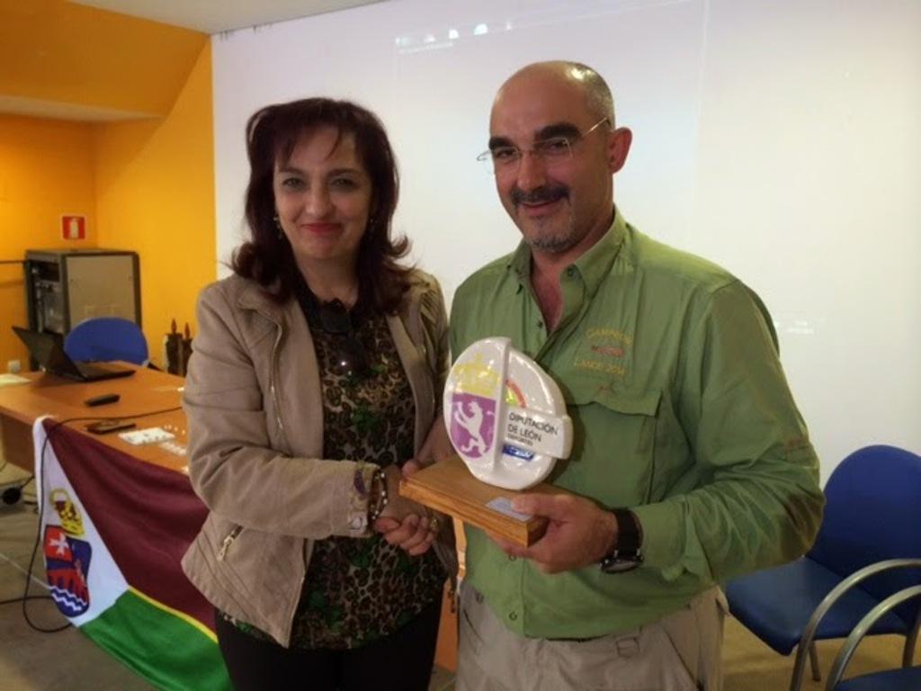 44-2º Premio de Casting para Marcelino