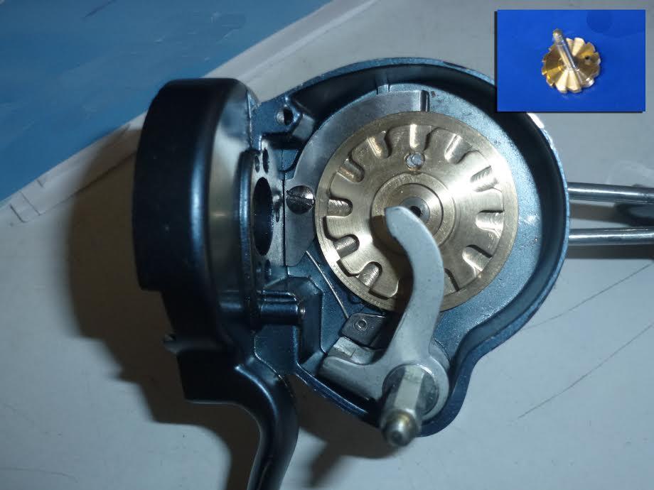 CRACK 28 con trinquete incorporado